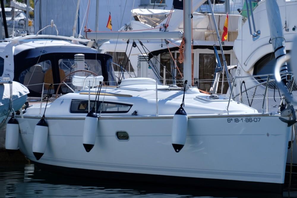 Bootverhuur Santa Eulària des Riu goedkoop Sun Odyssey 21 I Legend