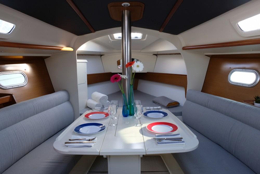 Bootverhuur Jeanneau Sun Odyssey 21 I Legend in Santa Eulària des Riu via SamBoat