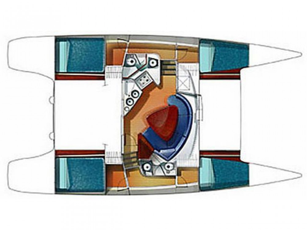 Bootverhuur Marina de Alimos goedkoop Lavezzi 40