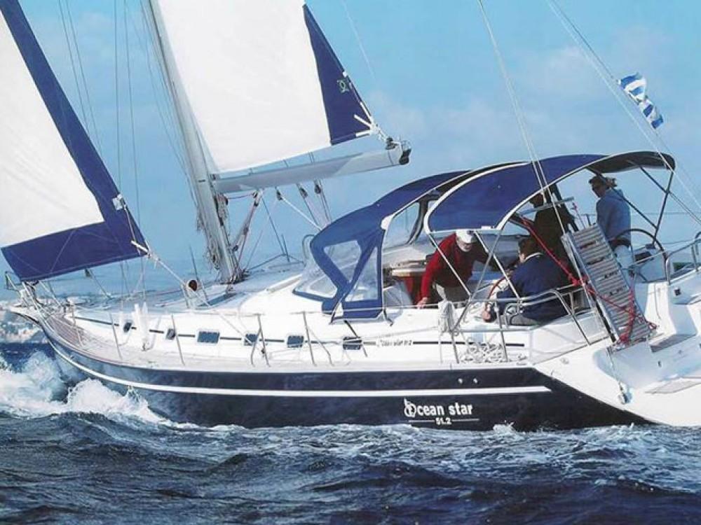 Verhuur Zeilboot in Marina de Alimos - Ocean Ocean Star 51.2