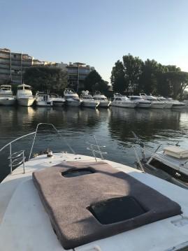 Location bateau Mandelieu-la-Napoule pas cher San Remo 33