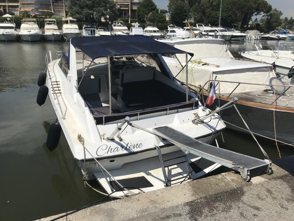 Verhuur Motorboot in Mandelieu-la-Napoule - Sunseeker SAN REMO 33