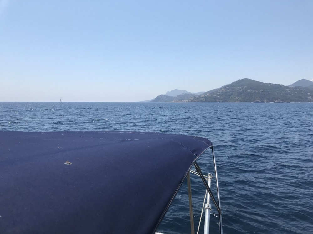 Boat rental Mandelieu-la-Napoule cheap SAN REMO 33