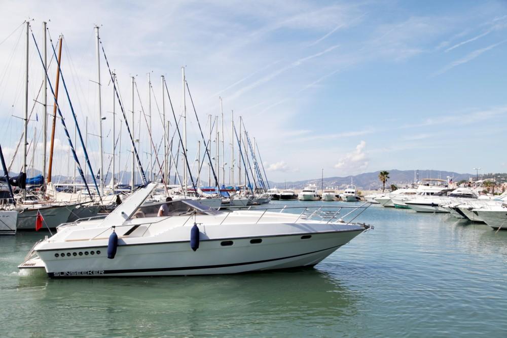 Huur Motorboot met of zonder schipper Sunseeker in Mandelieu-la-Napoule