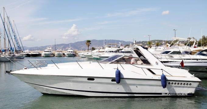 Location yacht à Mandelieu-la-Napoule - Sunseeker San Remo 33 sur SamBoat