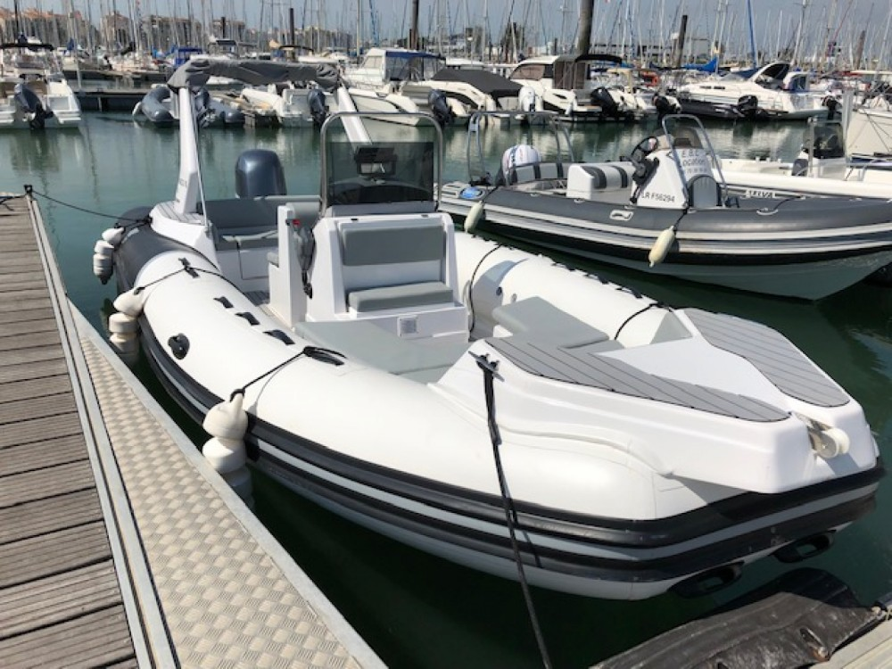 Tiger Top Line 650 between personal and professional La Rochelle