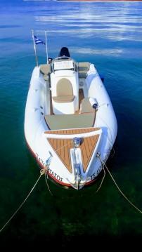 Location bateau INDIGO INDIGO 20 à Kastelorizo sur Samboat