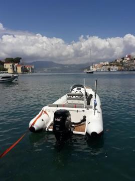 Location bateau Kastelorizo pas cher INDIGO 20