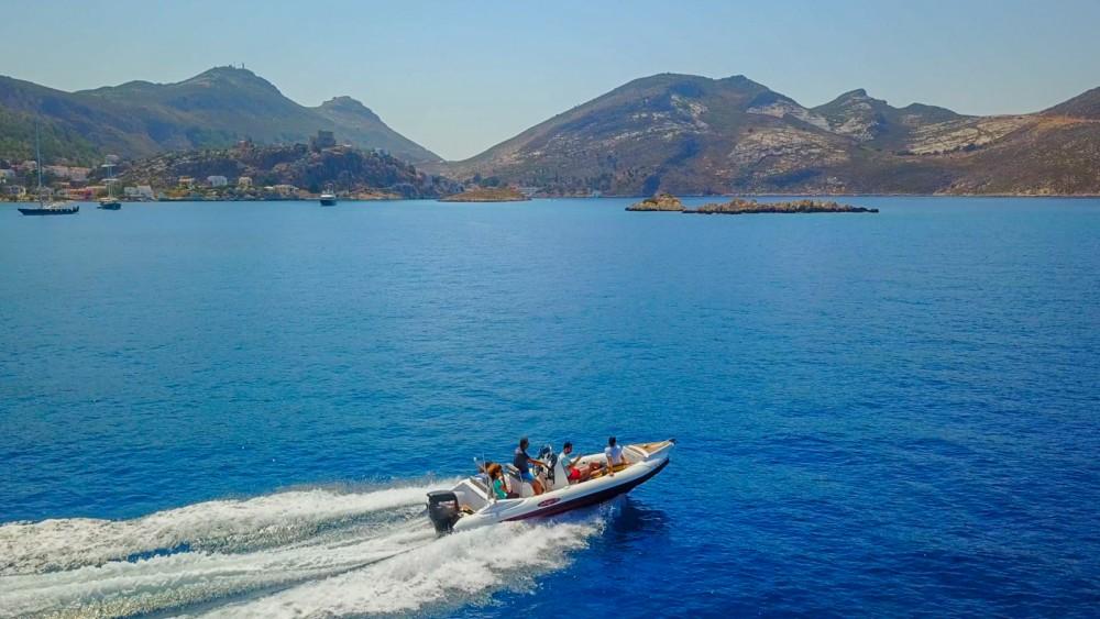 Location bateau Megísti pas cher INDIGO 20