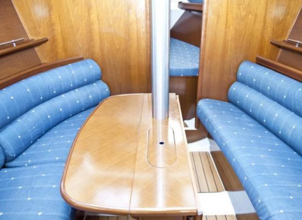 Verhuur Zeilboot in Saint-Mandrier-sur-Mer -  Oceanis 343