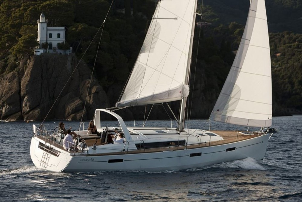 Alquiler de yate Leucade - Bénéteau Oceanis 45 en SamBoat