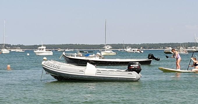 Location yacht à Lège-Cap-Ferret - Lomac 470 sur SamBoat