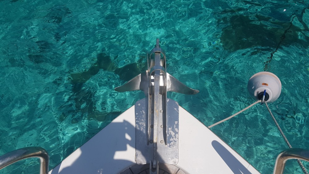 Location yacht à Sari-Solenzara - Apreamare 11 semi cabinato sur SamBoat