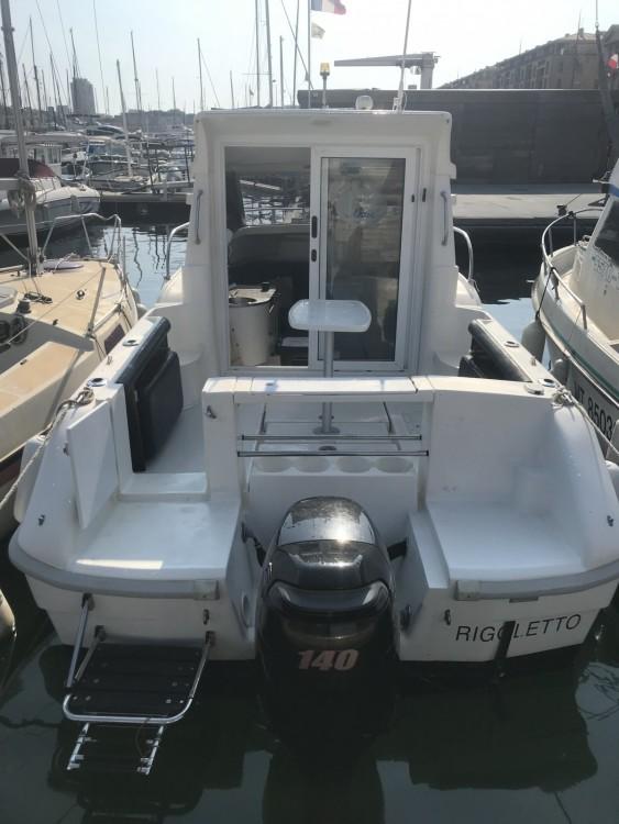 Jachthuur in Marseille - Rio Rio 600 Cabin Fish via SamBoat