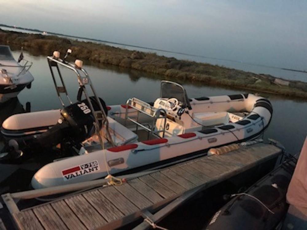 Verhuur Rubberboot in Pérols - Valiant V 750 Cruiser