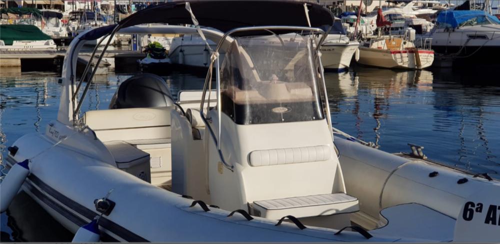 Alquiler de barcos Alicante barato de King 720 Extreme