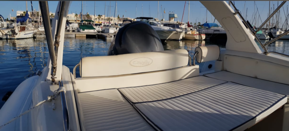 Location yacht à Alicante - Nuova Jolly King 720 Extreme sur SamBoat