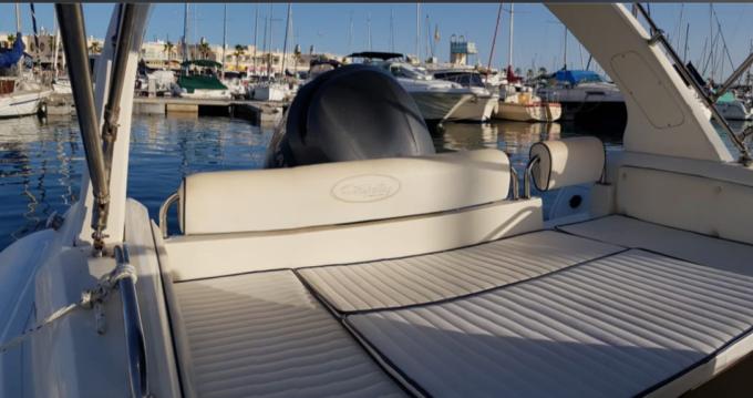 Louer Semi-rigide avec ou sans skipper Nuova Jolly à Alicante