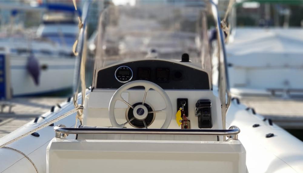 Alquiler de barcos Nuova Jolly King 720 Extreme enAlicante en Samboat