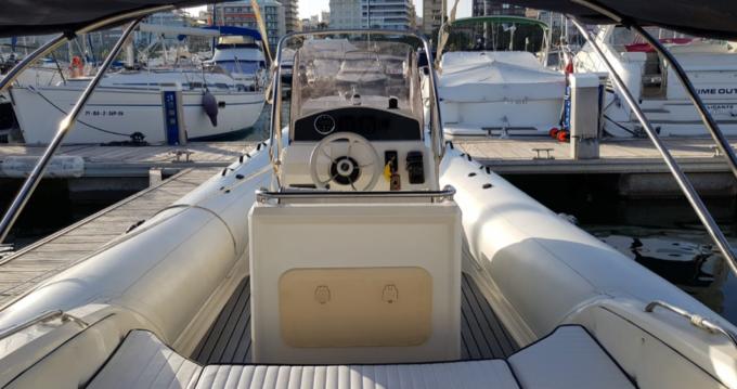 Nuova Jolly King 720 Extreme entre particuliers et professionnel à Alicante