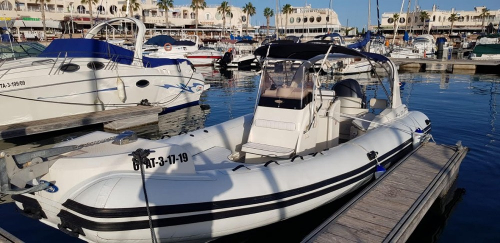 Bootverhuur Nuova Jolly King 720 Extreme in Alicante via SamBoat