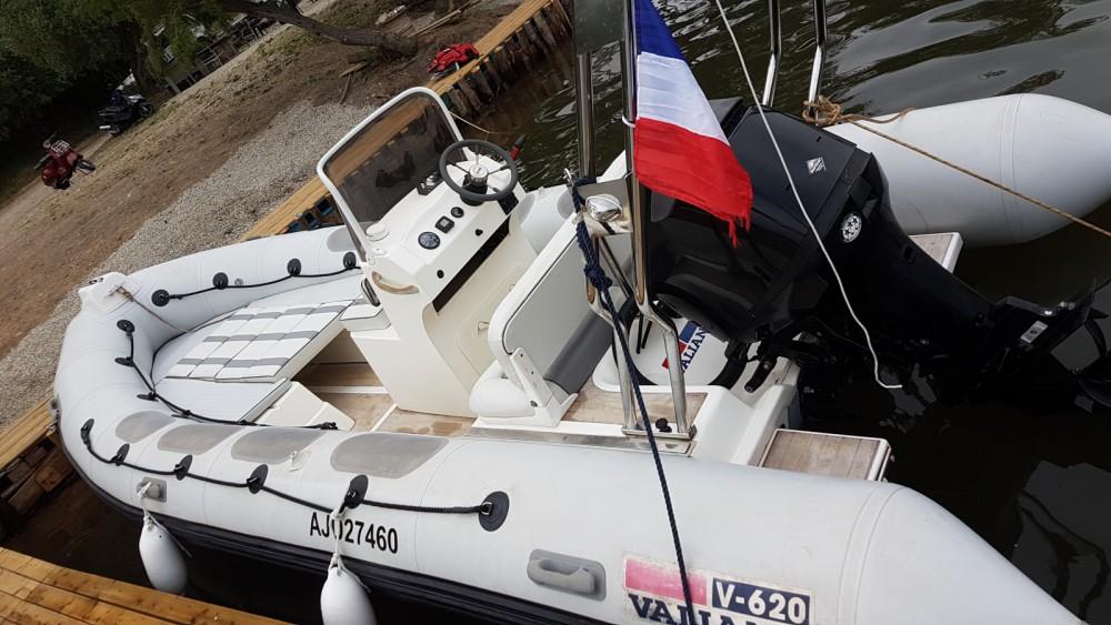 Verhuur Rubberboot in Saint-Florent - Valiant V 620 Sport