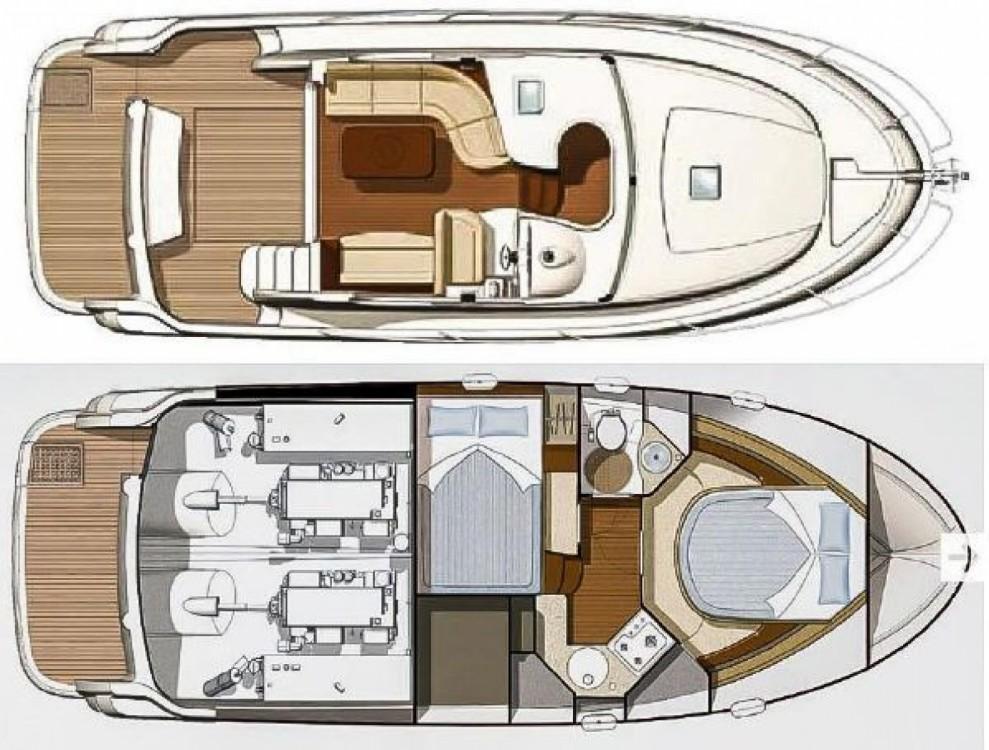Motorboot te huur in Saint-Jean-Cap-Ferrat voor de beste prijs