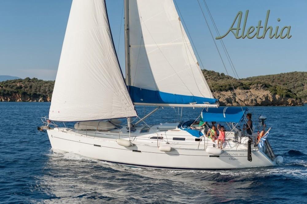 Bénéteau Oceanis 393 Clipper entre particuliers et professionnel à Volos