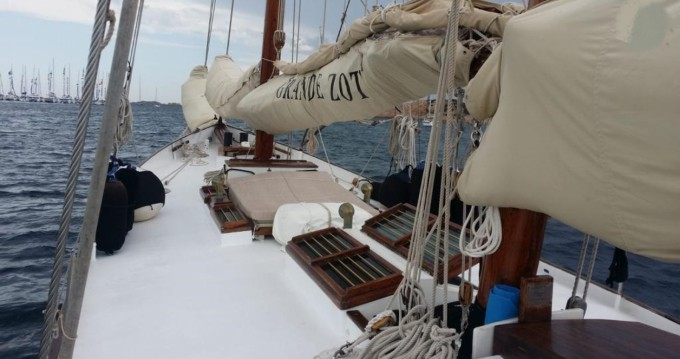 Location yacht à Ajaccio - Sciarrelli-Schooner Sciarrelli 16 sur SamBoat