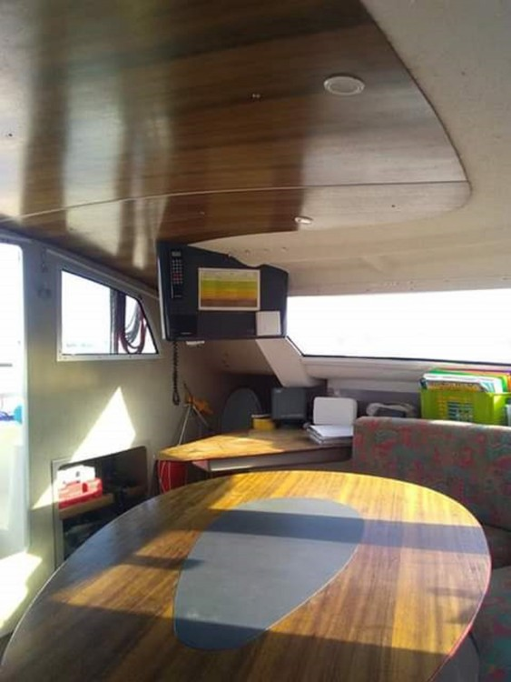 Rental Catamaran in Bandol - Fountaine Pajot Tobago 35
