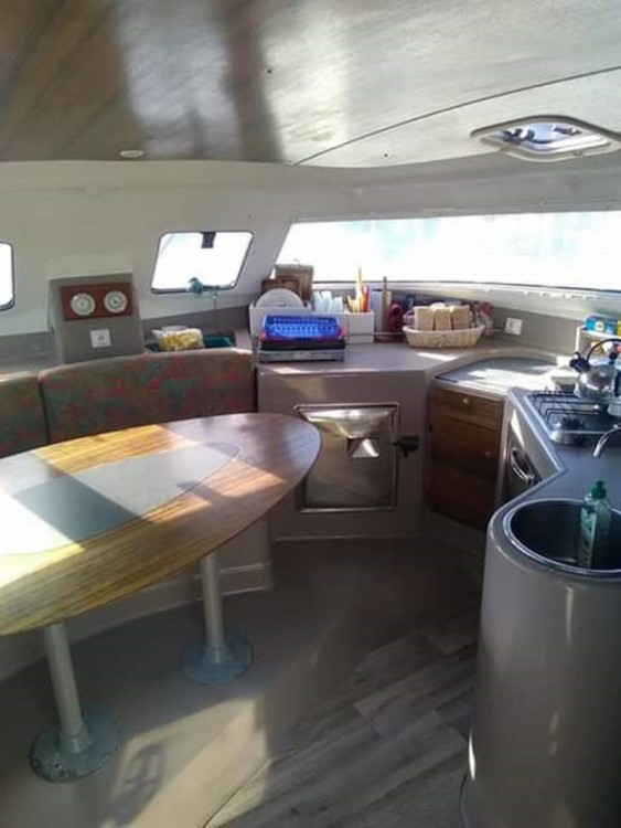 Catamaran for rent Bandol at the best price