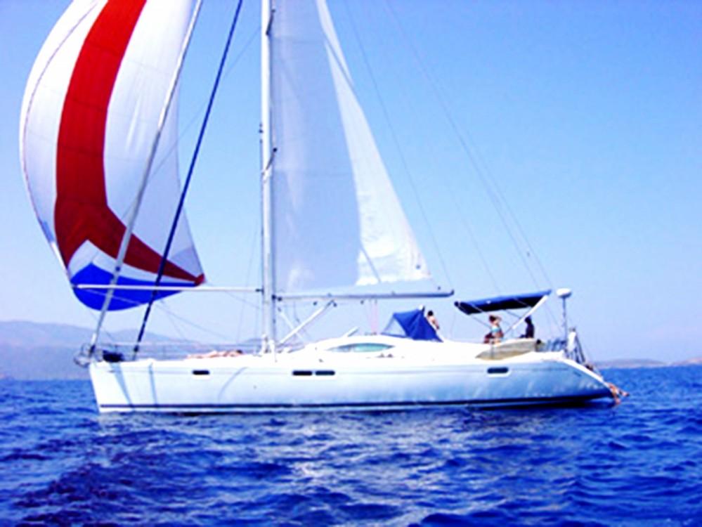 Location bateau Álimos pas cher Sun Odyssey 54 DS