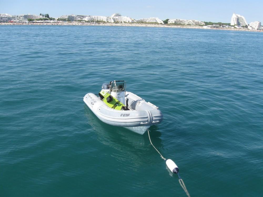 Location Yacht à Cannes - Johnson 65