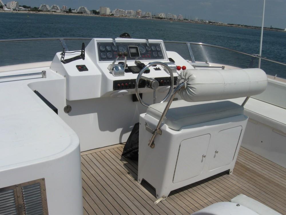 Location Yacht Johnson avec permis