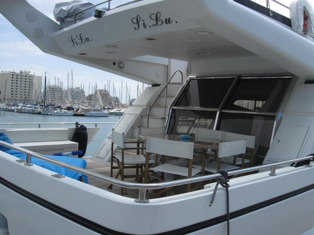 Louer Yacht avec ou sans skipper Johnson à Cannes