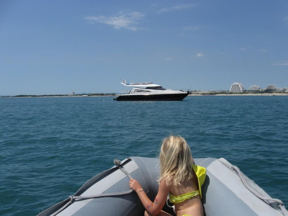 Verhuur Jacht in Cannes - Johnson 65
