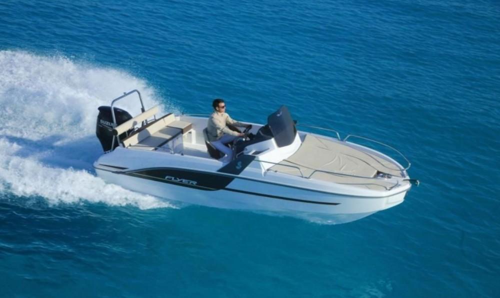 Motorboot te huur in Marseille voor de beste prijs