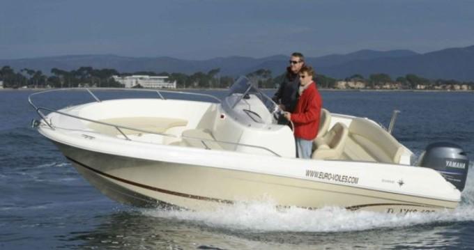 Location bateau Arcachon pas cher Cap Camarat 635
