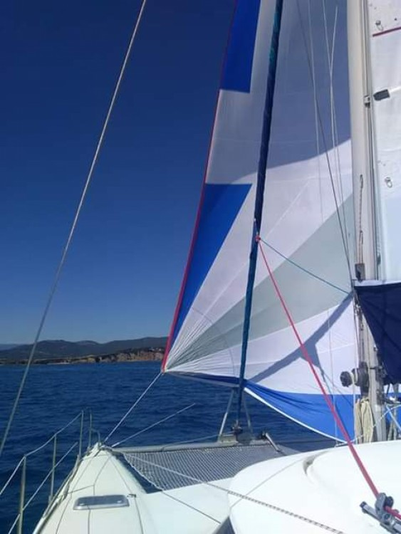 Rental yacht Bandol - Fountaine Pajot Tobago 35 on SamBoat