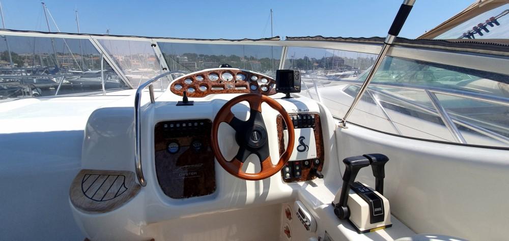 Bootverhuur Sessa Marine C35 in Saint-Raphaël via SamBoat