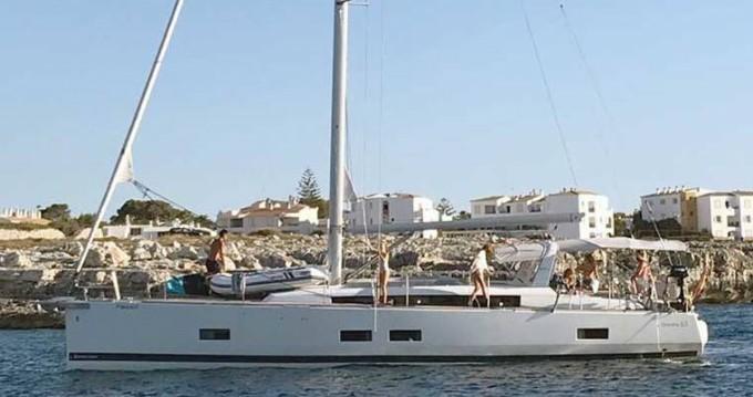 Location yacht à Porto-Vecchio - Bénéteau Oceanis 55 sur SamBoat