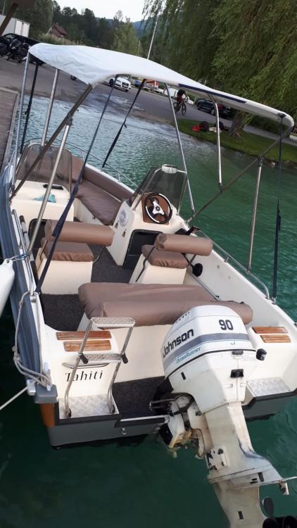 Verhuur Motorboot Ultramar met vaarbewijs