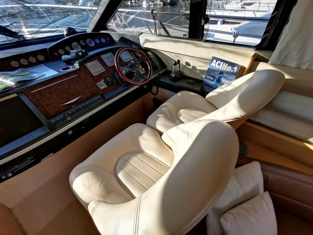 Jachthuur in Kroatië - Princess-Yachts Princess 42 Fly via SamBoat