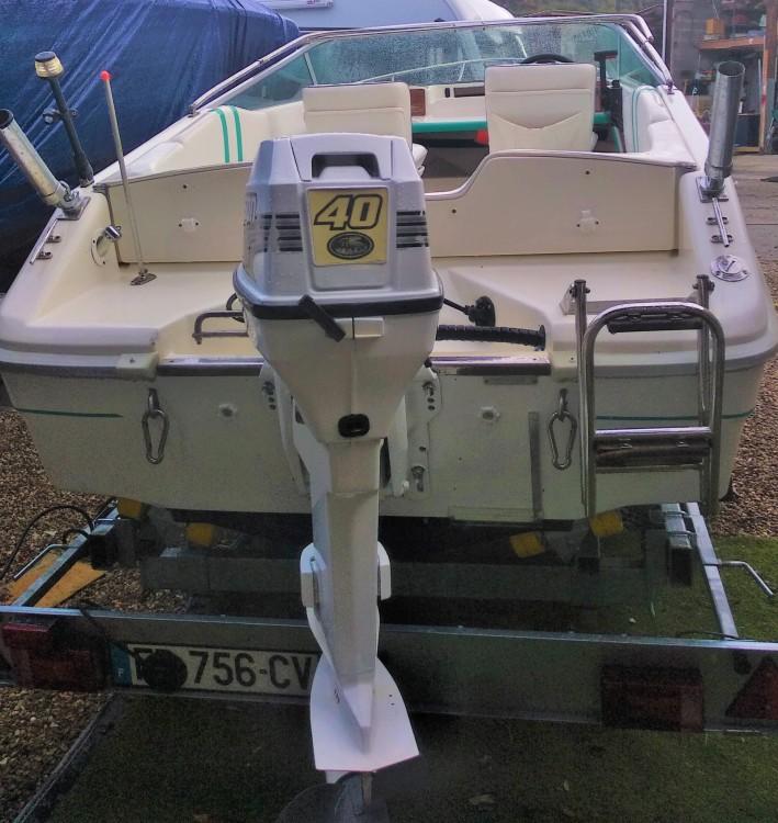 Jachthuur in Mandelieu-la-Napoule - Acquaviva RAY SPORT 485 via SamBoat