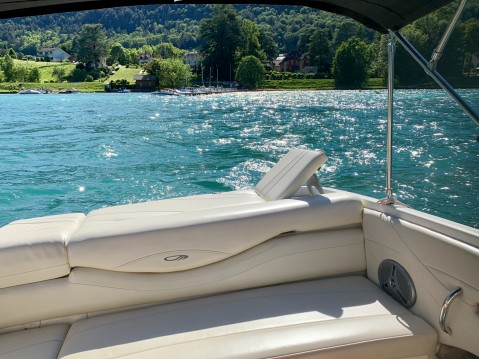 Location bateau Annecy pas cher Maxum 1800SR3