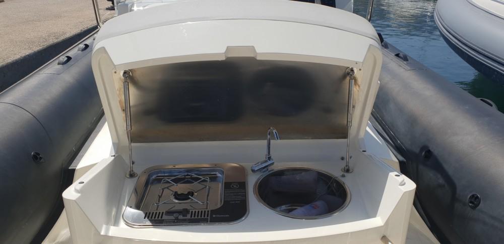 Jachthuur in Cavalaire-sur-Mer - Capelli Tempest 1000 via SamBoat