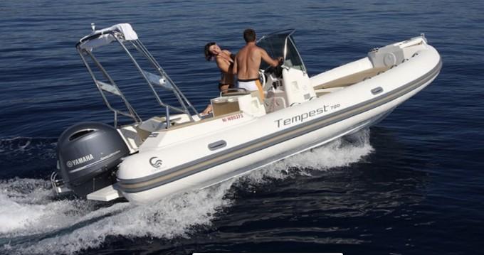 Location yacht à Six-Fours-les-Plages - Capelli Capelli 700 sur SamBoat
