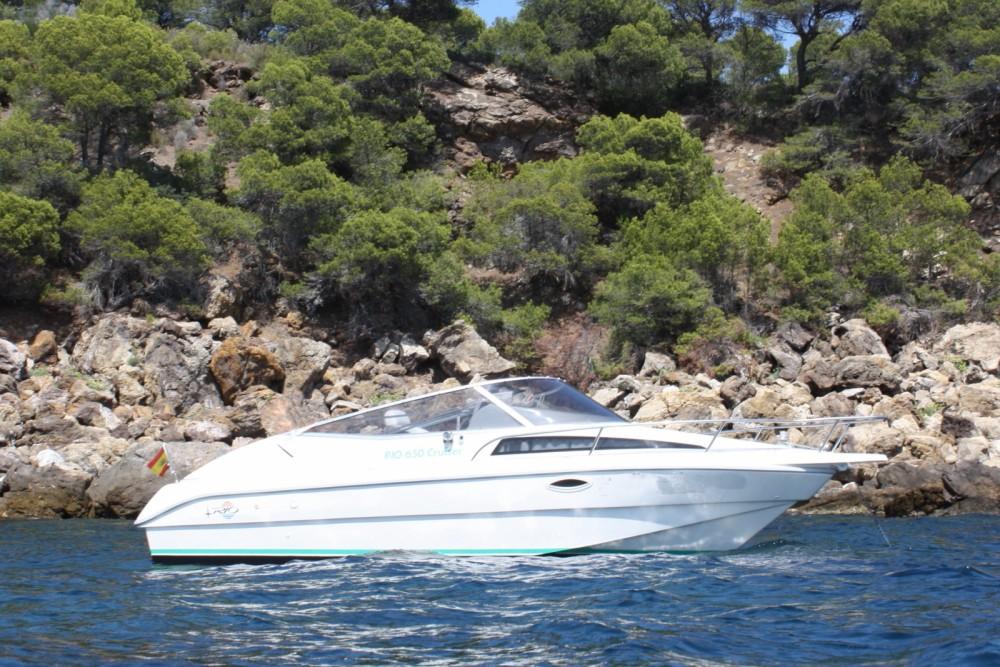 Jachthuur in Castelló d'Empúries - Rio Rio 650 Cruiser via SamBoat