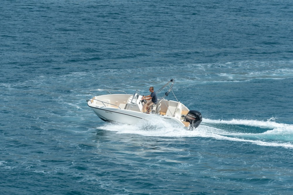 Jachthuur in Trogir - Quicksilver Activ 555 Open via SamBoat
