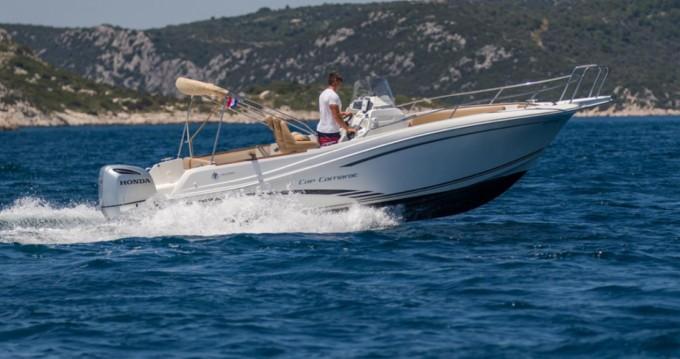 Location yacht à Trogir - Jeanneau Cap Camarat 7.5 CC sur SamBoat